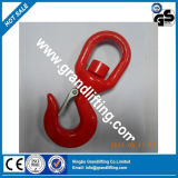 G80 Forged Alloy Steel with Latch Swivel Hook