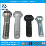Carbon Steel/Galvanized DIN933 DIN931 ASTM A325 A490 B7 B8 High Strength Heavy Hex Head Bolt