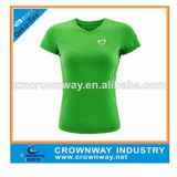 Fashion Dry Fit Running Polyester Golf Shirt for Men