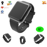3G Smart Watch with Heart Rate Monitor and Bluetooth