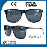 Handmade Sunglass Acetate Sunglass with Top Quality