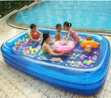 6p Free PVC Inflatable Swimming Pool