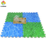 The Grass and Ocean EVA Foam Floor Interlocking Mat