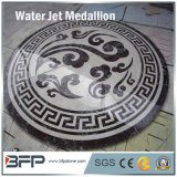 Marble Pattern Water Jet Medallion Decoration Material