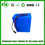 Lithium Mini Battery Lawn Mower Battery 24V 20ah 500W