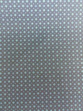 Printed Polyester Twill Lining Fabric (393A print)