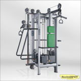 Luxury 4 Station Fitness Equipment for Gym