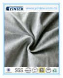 Knitted 5% Spandex and 95% Cotton Blend Fabric