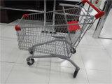 European Style Supermarket Shopping Cart Trolley