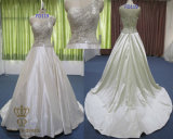 Embroidery Beaded Bridal Wedding Dresses