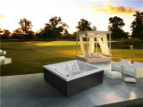 Newest Design French Style Unprecedented Whirlpool Outdoor Massage SPA Bathtub