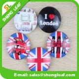 Button Glass Fridge Magnets / Blank Fridge Magnet / Round Fridge Magnet