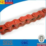 Motorcycle Parts of Motorcycle Chain with Orange