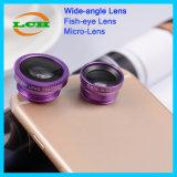 Mobile Phone Fisheye Wide Angle and Macro Camera Lens