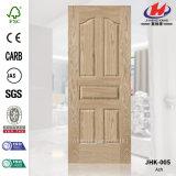 HDF/MDF Ash Veneer Door Skin (Jhk005)