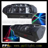 Super Mini Spider 8PCS 3W RGBW LED Stage Lighting