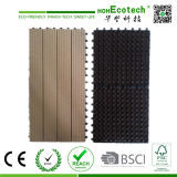 DIY WPC Interlocking Composite Decking Tiles/ Cheap Deck Tiles