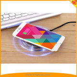 Qi Wireless Mobile Phone Charger with Breathing Light