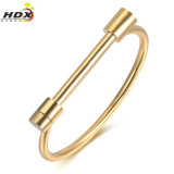 High-End Stainless Steel Jewelry Bracelet, Open Bangles