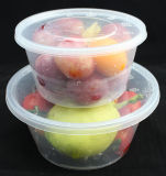 Reusable Round Disposable Microwave PP Container
