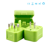 Universal Travel Adapter with USA/UK/EU/Au Plug