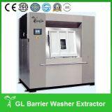 Hospital Use Barrier Washing Machine Extractor Washing Machine