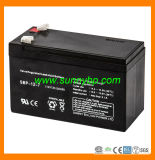 New 12V/7ah Deep Cycle Solar Battery Maintenance Free