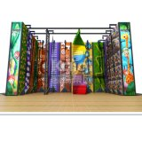 Playground Equipment Multi-Functional Climbing Wall for Indoor Shopping Mall