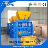 High Profitable Qt4-24 Semi-Automatic Cement Concrete Hollow Block Making Machine