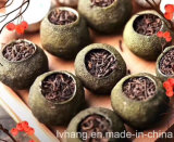 Little Green Orange Pu′er Tea