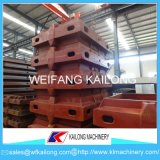 High Quality Moluld Box, Gray Iron Ductile Iron Sandbox Product Foundry Equipment