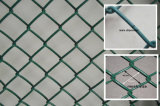 Hot Sale! Good Qualiity Galvanized Chain Link Fence