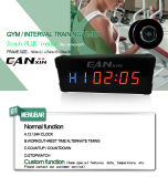 """[Ganxin] 3"""" Electric LED Display Digital Clock with Competitive Price"""