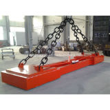 China Rectangular Electro Lifting Magnet for Lifting Steel Billet