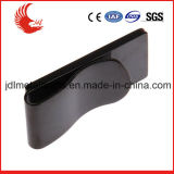 Business Card Use High Quality Black Color Metal Money Clip
