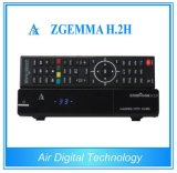 Combo Receiver Zgemma H. 2h (1X DVB-S2 Twin + 1X DVB-C/T/T2 Hybrid Tuner)