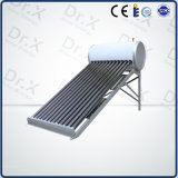 High Efficiency Compact Pre-Heating Solar Power Water Heater