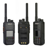 Tyt GPS Digital+Analog Compatible with Mototrbo Radio with LCD Newest! Tyt Dmr Two-Way Radio Md-380