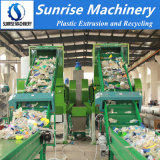 Waste Plastic Pet Bottle Crushing Washing Recycling Machine