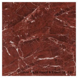 Full Polished Glazed 600X600mm Marble Stone Porcelain Floor Tile (H6829)
