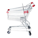 Asian Style Small Shopping Trolley