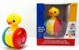 Kids Plastic Educational Small Yellow Duck Baby Toy