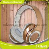 Wholesale Hot Super Bass Wireless Headphone with Memory Card, FM Radio