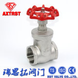 200wog Stainless Steel Thread End Gate Valve