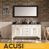 New Premium Simple Style Hot Selling Solid Wood Bathroom Vanity Bathroom Cabinet Bathroom Furniture (ACS1-W24)