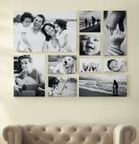 Lowest Price Custom High Resolution Gallery Wrapped Canvas Prints for Wall Decoration