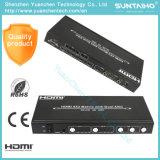 1.4V HDMI Adapter 4X2 HDMI Matrix with Dual Arc