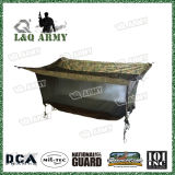 Tactical Shelter Military Hammock Military Equipmengts Camo Elevated Shelter Hammock