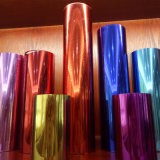Colors Material Stamping Foil Film for Plastic and Paper