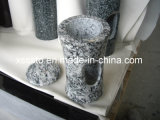 Cheap Customzied Polished Vase for Memorial Tombstone Monument